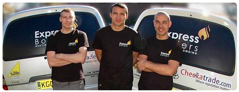 Express boilers team