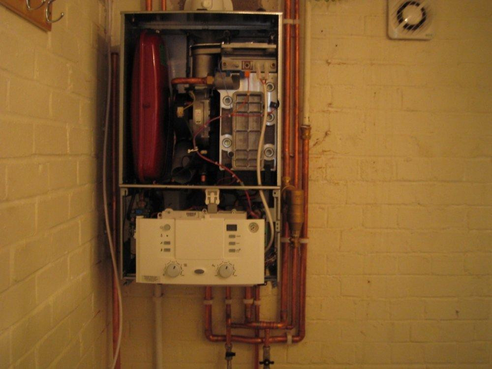 Boiler replacment