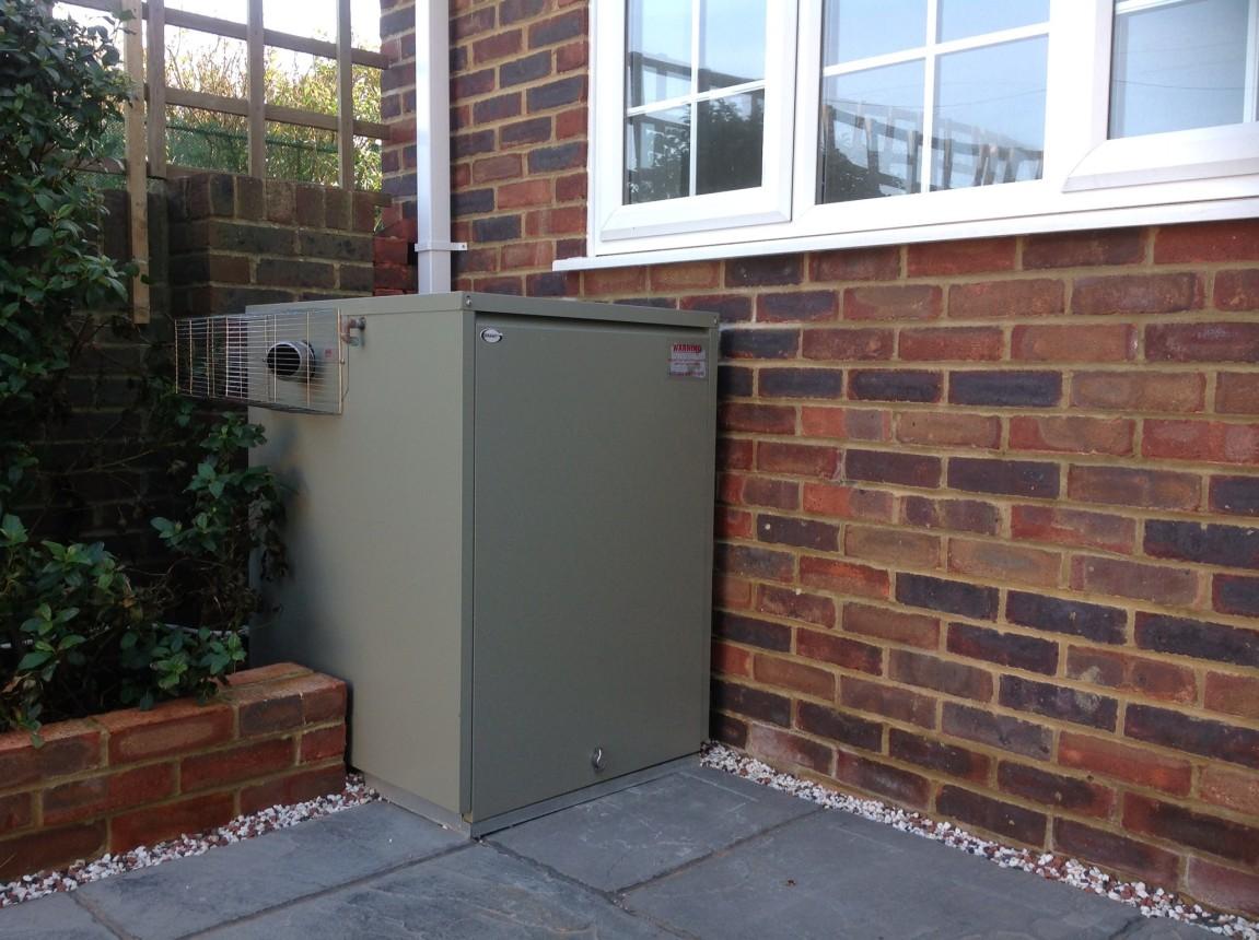 Outdoor module