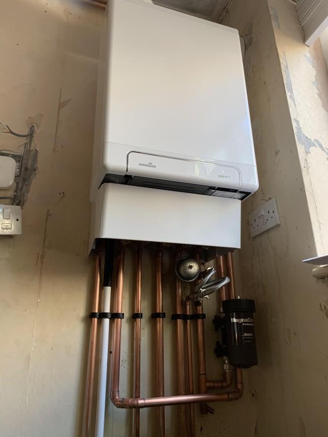 Recent boiler replacement