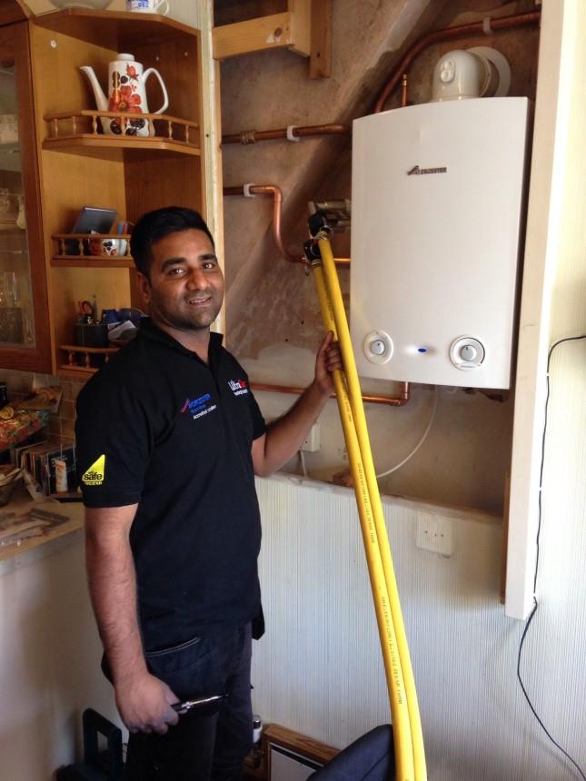 Gas Engineer - Anthony