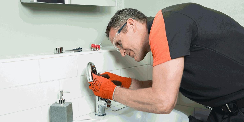 Plumbing work undertaken