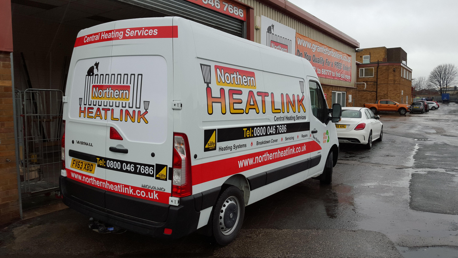 Northern HEATLINK of Wakefield | Reviews | Boiler Installation & Service