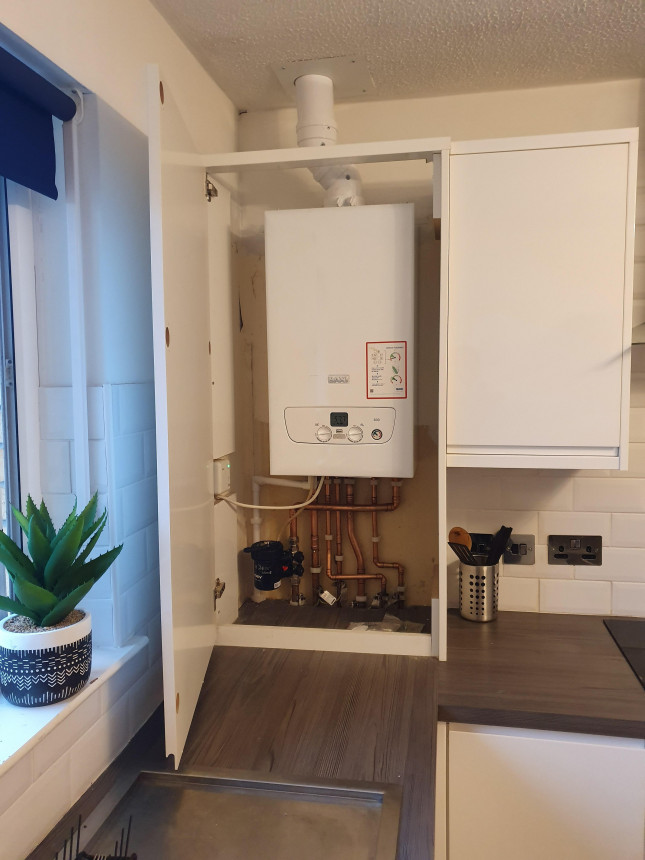 Baxi 830 with 10 year warranty