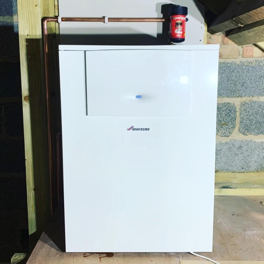 Worcester Bosch Highflow 440 Combi Boiler