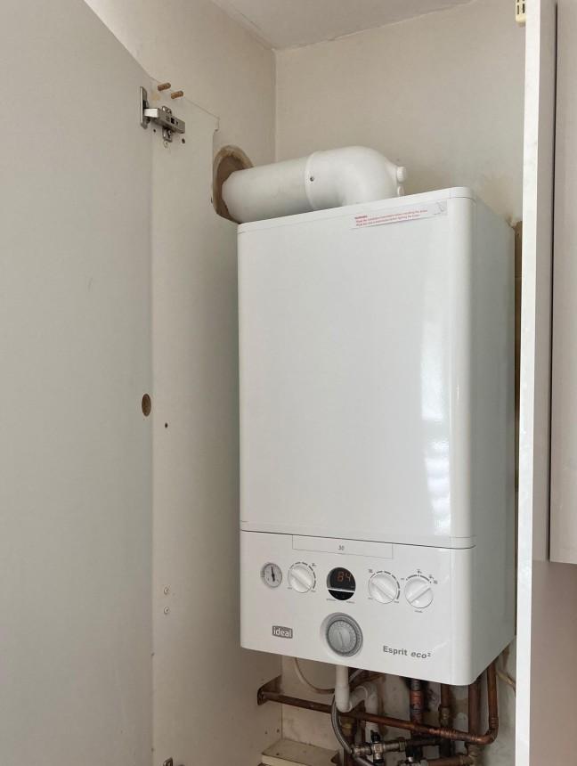 Ideal combi boiler