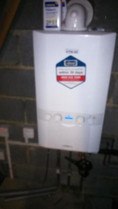 Boiler Installations Ideal Logic