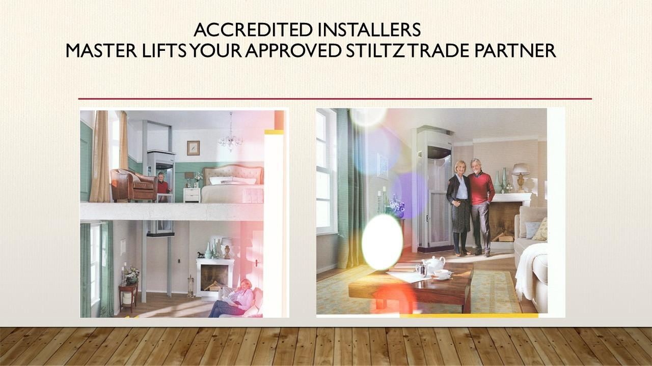 Master Lifts will make life easy
