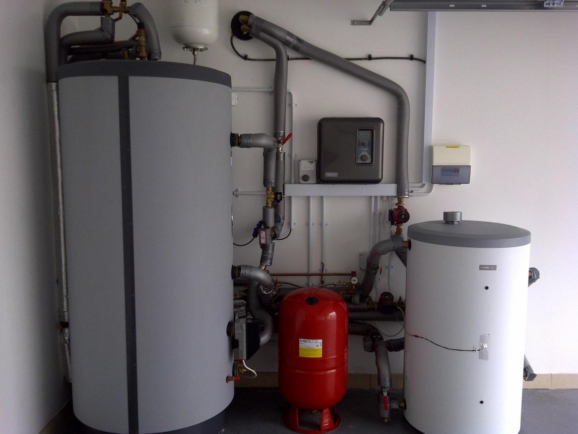 Amber Heating Ltd Of East Knoyle Boiler Installation