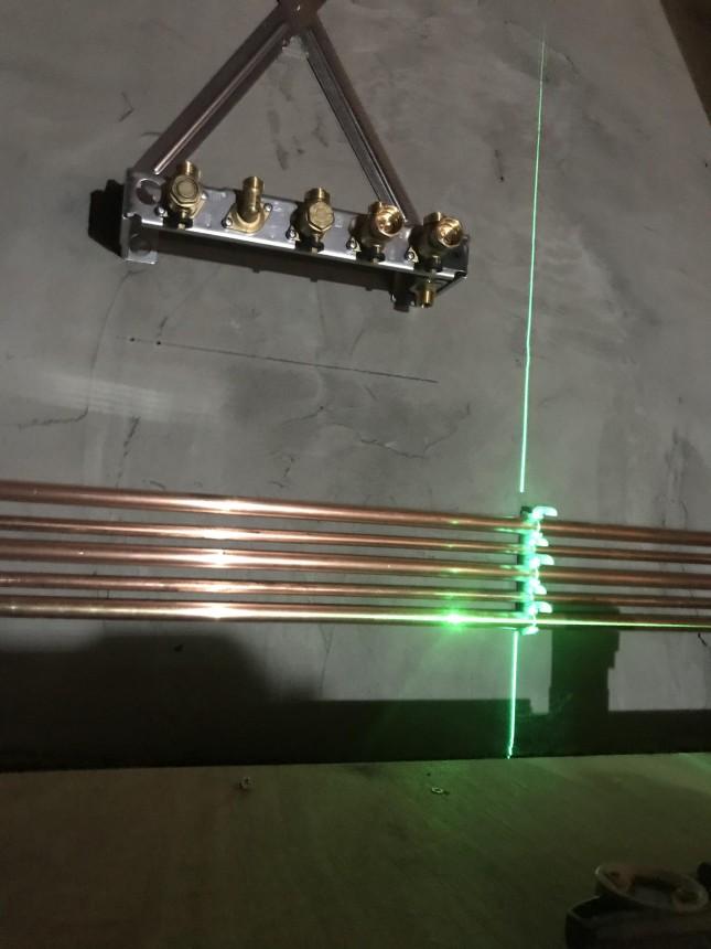 Laser precision