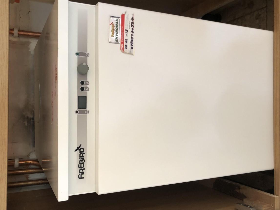 Firebird oil boiler 10 year warranty