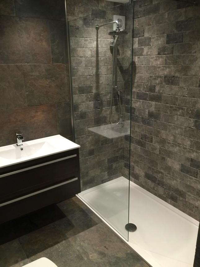 Basin sink view