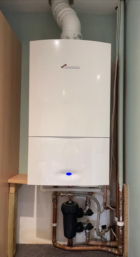 Worcester Bosch Greenstar 30i System Boiler