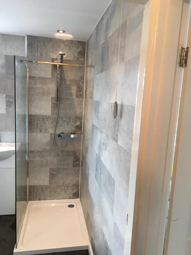 Shower & Cladding