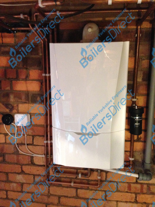 Ideal Vogue, Scale Reducer, Magnaclean Pro 2