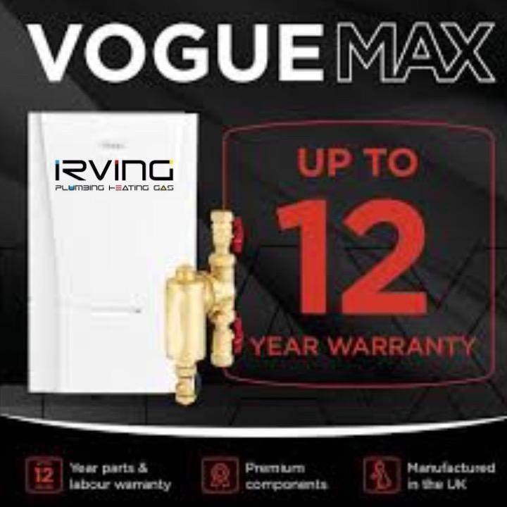 12 Year Boiler Warranty