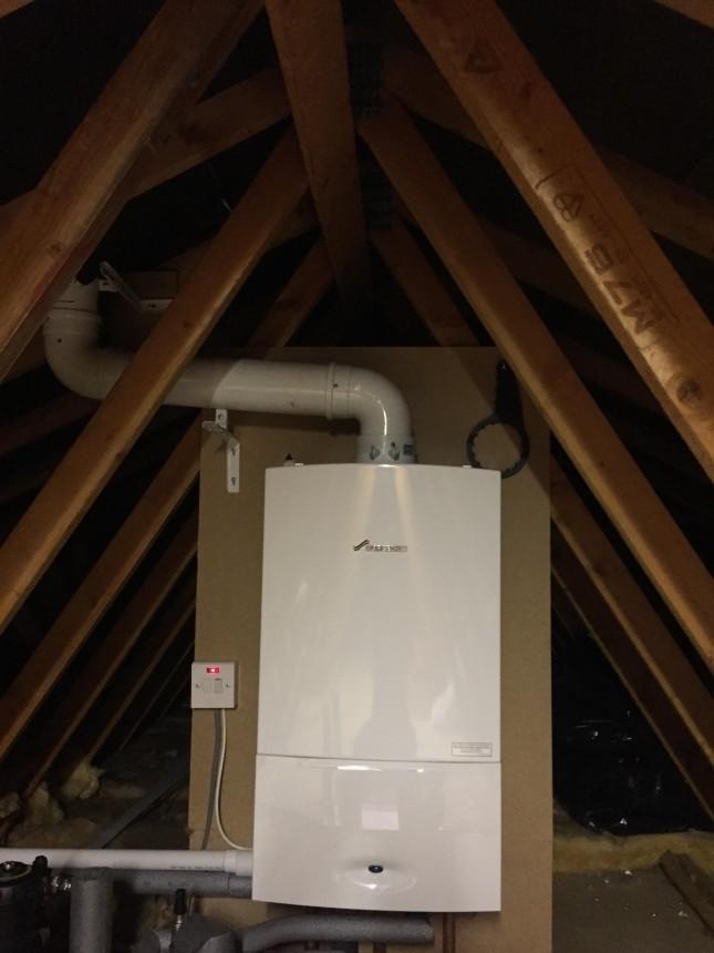 New boiler - Cheltenham