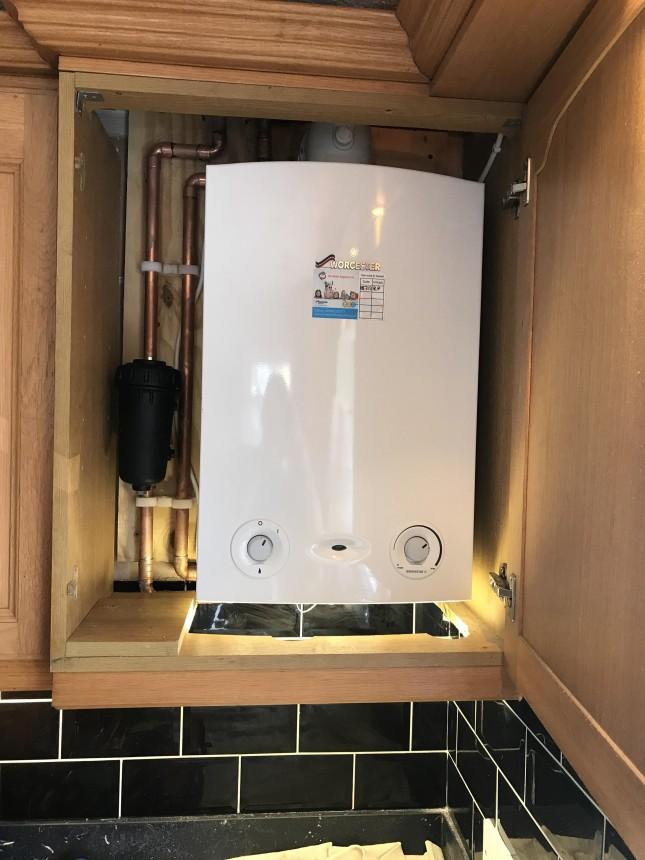 Boiler swap Headcorn Kent