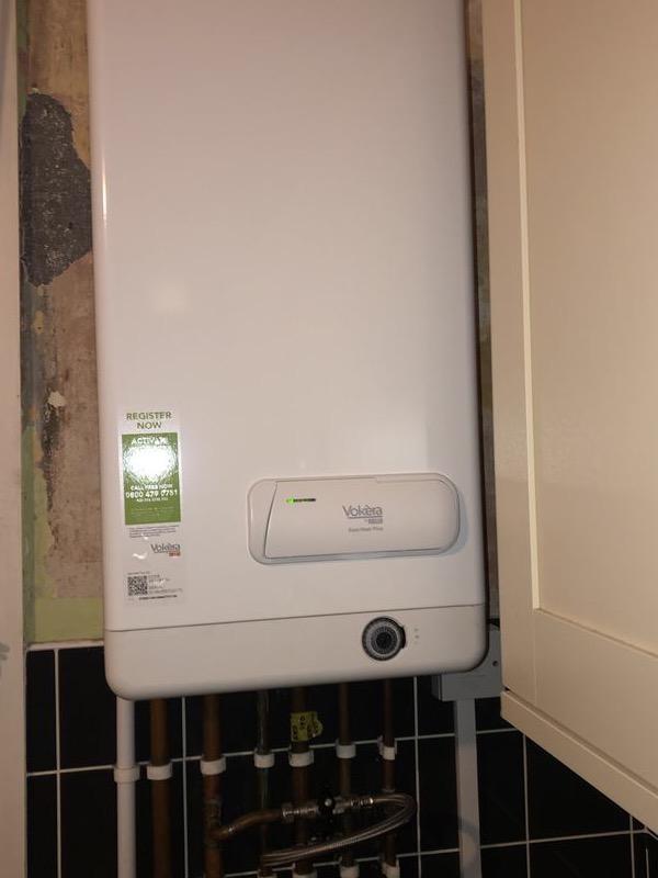 Boiler Replacement denniston