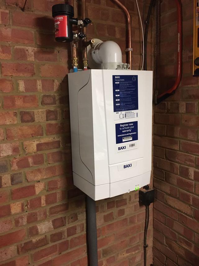 New Regular Boiler