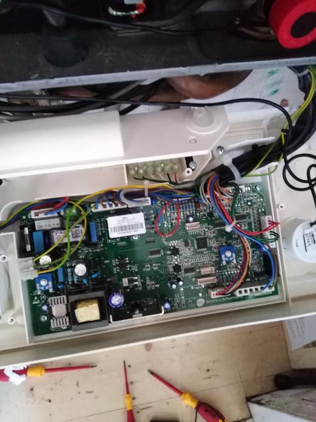 Vaillant boiler repair