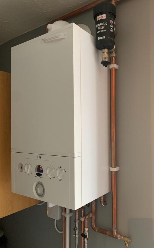 IDEAL i24 Combi Boiler