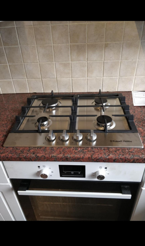 New hob and oven!