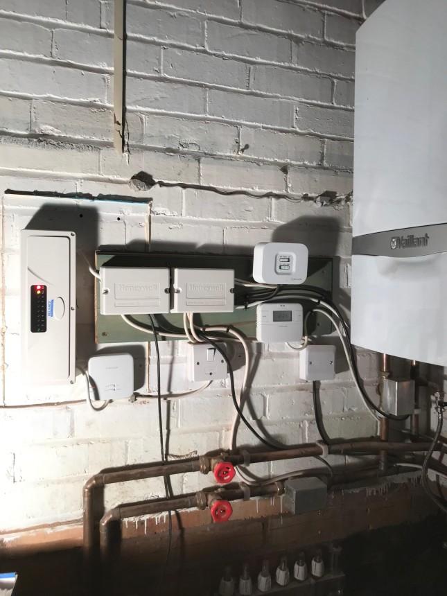 Wiring Controlls
