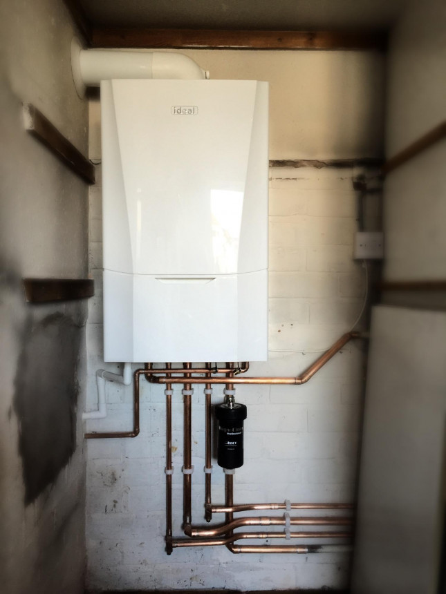 Ideal Vogue including 12 Year Warranty