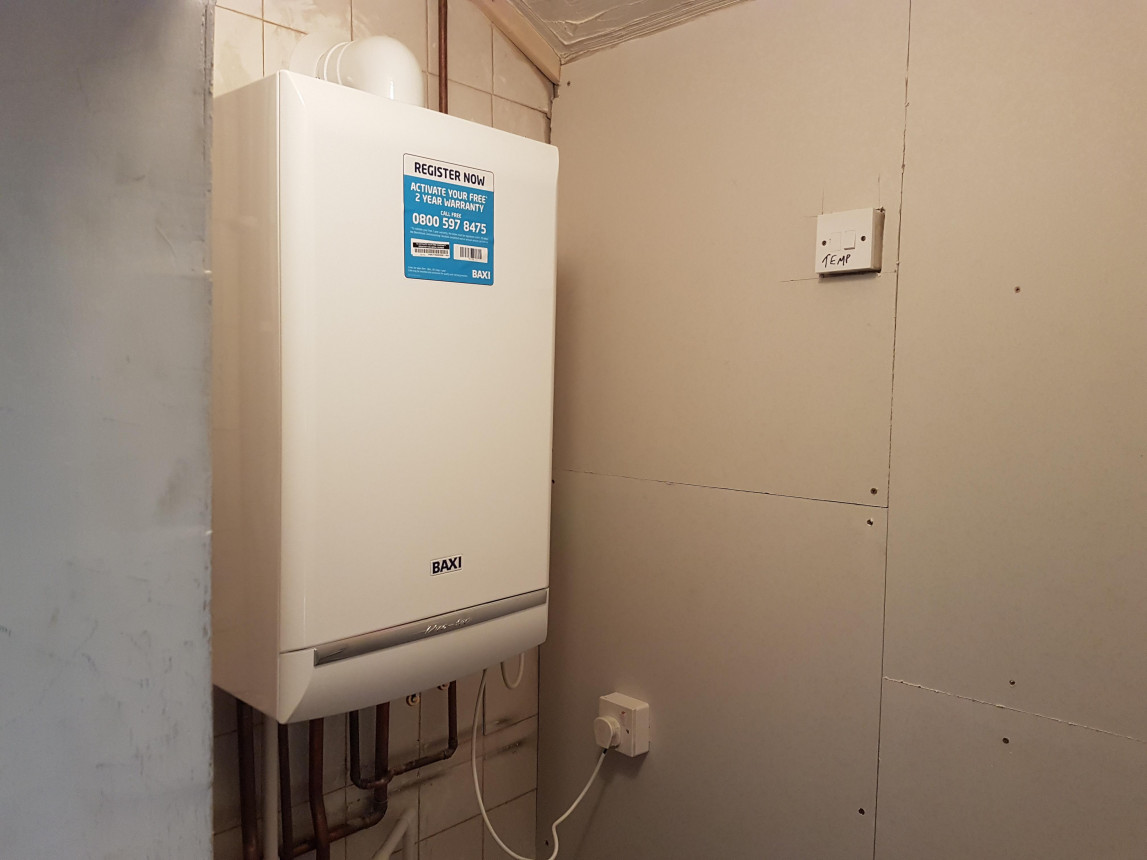 System conversion in Southsea