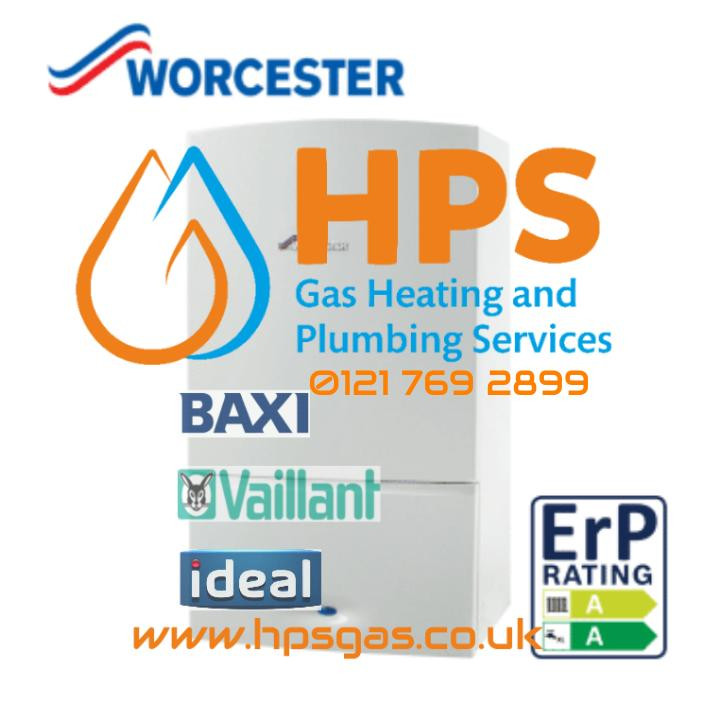 All leading Branded Boilers Installed