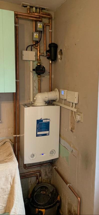 Worcester Bosch 18Ri regular boiler
