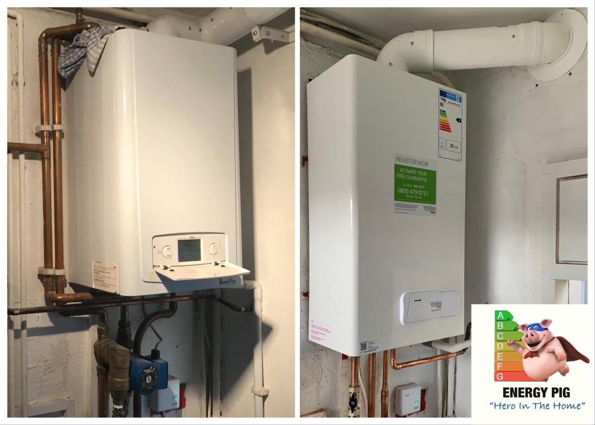 Energy Pig - Vokera Easi Heat 5 year warranty