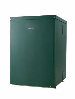 Worcester Bosch Greenstar Danesmoor External 12/18 System Oil Boiler Boiler