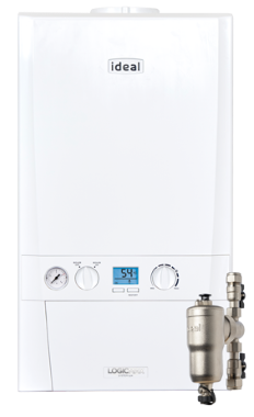 Ideal Logic Max S18 System Gas Boiler Boiler