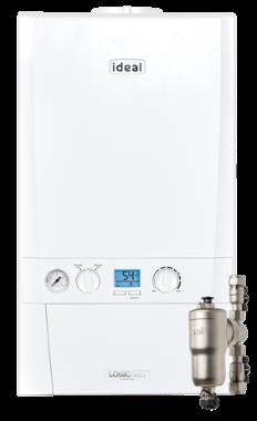 Ideal Logic Max S30 System Gas Boiler Boiler