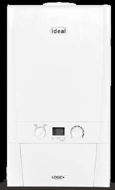 Ideal Logic Plus Heat H15 Regular Gas Boiler Boiler