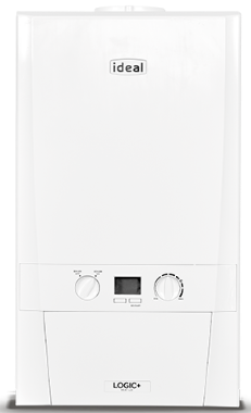 Ideal Logic Plus Heat H24 Regular Gas Boiler Boiler