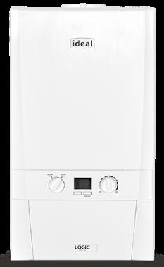 Ideal Logic Heat H12 Regular Gas Boiler Boiler