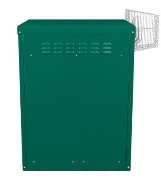 Firebird Envirogreen Combipac HE C35 External Oil Boiler Boiler