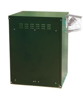 Firebird Envirogreen Systempac C35 External Oil Boiler Boiler
