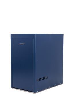 Warmflow Agentis Boilerhouse 26kW Oil Boiler Boiler