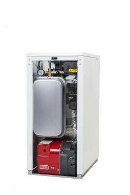 Warmflow Agentis Pro Internal System 26kW Oil Boiler Boiler
