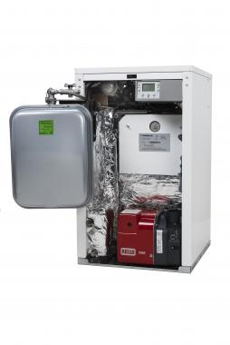 Warmflow Agentis Pro Internal Combi 33kW Oil Boiler Boiler