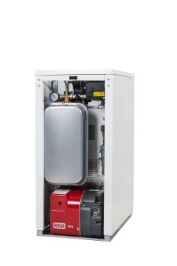 Warmflow Agentis Internal System 33kW Oil Boiler Boiler