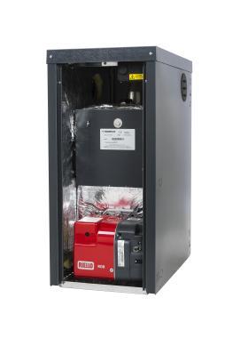Warmflow Agentis External Pumped 44kW Oil Boiler Boiler