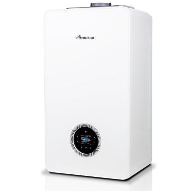 Worcester Bosch Greenstar 4000 25kW Combi Gas Boiler Boiler