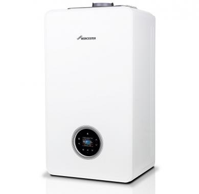 Worcester Bosch Greenstar 4000 12kW System Gas Boiler Boiler