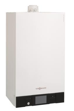 Viessmann B2HB Vitodens 200-W 30kW System Gas Boiler Boiler