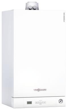 Viessmann BPJD Vitodens 050-W 29kW Combi Gas Boiler Boiler